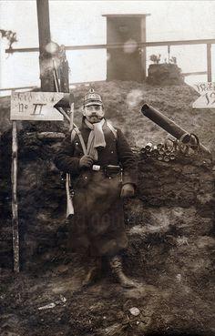""""""" Feld-Wache No. 2"""" , WWI. - drakegoodman ✠"""