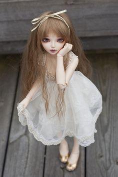 The Henriksdatter dolls: BJD Minifee Chloe: Morgana Anime Dolls, Blythe Dolls, Barbie Dolls, Dolls Dolls, Enchanted Doll, Kawaii Doll, Real Doll, Polymer Clay Dolls, Paperclay