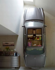 Car library
