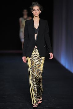 Roberto Cavalli Spring/Summer 2012, MILAN Fashion Week