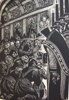 Brothers Karamazov illustration - Google Search