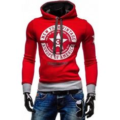 ZOGAA Men's Sports Hoodies Letter Printing Sweatshirts For Men All Size Lace-up Hooded Hoodie Brand New Sudaderas Para Hombre Hoodie Brands, Sports Hoodies, Cheap Hoodies, Printed Sweatshirts, New Fashion, Hoods, Lace Up, Brand New, Lettering