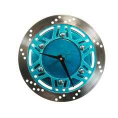 Into The Blue Clock, $140, now featured on Fab.