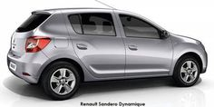 New Renault Sandero 66kW turbo Dynamique cars for sale in South Africa - Cars.co.za