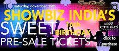 "Showbiz India's ""Sweet Sixteen"" Anniversary Event - Dazzling Affair | Splash Magazines | Los Angeles"