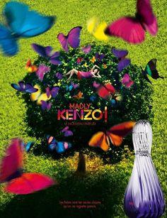 Kenzo - Kenzo Madly Kenzo Fragrance F/W 11