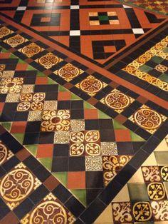 medieval tile labyrinth - Google Search