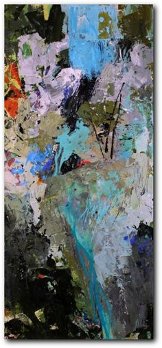 Abstract Paintings, Conn Ryder, Abstract Expressionism, Colorado Abstract Artist, Abstract Landscape