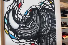Rinoceronte by cadumen email: contato@cadumendonca.com