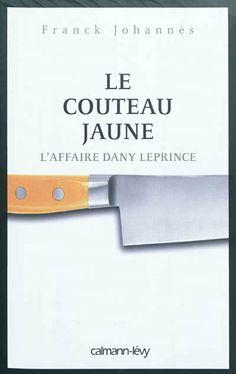 *Le couteau jaune, Franck Johannès. Cliquez sur l'image pour écouter l'émission.