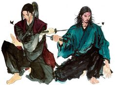 Top 20 Anime Series Featuring Samurai