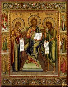 Iconography of the Romanov Dynasty. Religious Icons, Religious Art, Russian Icons, Byzantine Icons, Orthodox Icons, Kirchen, Jesus Christ, Religion, Orthodox Christianity