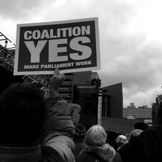A coalition may be our best chance at democracy.  Article by Murray Dobbin.  May 2015.  Photograph by Tania Liu via flickr