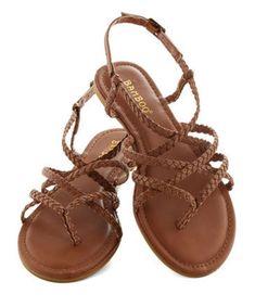 Hinata's summer shoes (both)