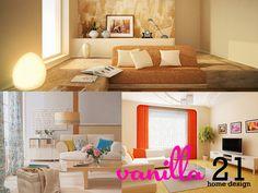 Kleine Wohnzimmer Designs, Kleine Wohnzimmer, Vanille