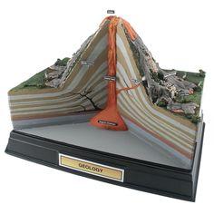 Volcano layers and facts composite volcano diagram school volcano ccuart Gallery