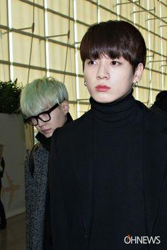 Jungkook and Suga ❤❤