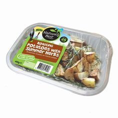 Nature's Best Roasting Vegetables Brand and Packaging designed by Mesh Design, Dublin. www.meshdesign.ie