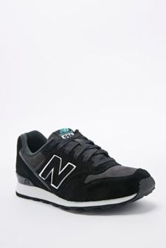New Balance 996 Runner Trainers in Black