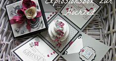 stampin with fanny: Explosionsbox mit Geldfach zur Hochzeit - Bloghop Team StampinClub