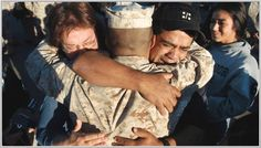 """""""The Gratitude Campaign"""" -- Video on a campaign about thanking service members. Also gratitude wear and a good FAQ."""