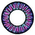 Violet Circle Lenses I Violet Colored Contacts I Big Eye Contact Lenses Big Eye Contacts, Purple Contacts, Colored Contacts, Free Contact Lenses, Eye Prescription, Halloween Contacts, Circle Lenses, Color Lenses, Turquoise Bracelet