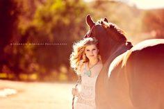 AMANDA MAE | PHOTOGRAPHY: Equestrian Session: Taylor & Lucy {Orange County Equestrian Portrait Photographer}