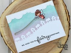 Butterfly Reflections, Ink.: A Fairy Christmas