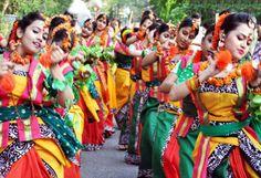 A Cultural Celebration in SHANTINIKETAN