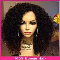Cheap wig doll, Buy Quality wig business directly from China wig glue Suppliers:  Grade 7A Top Quality Virgin Brazilian Front Lace Wigs / Full Lace Wig Kinky Curly Human Hair for Black Women with baby