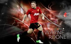 Wayne Rooney Manchester United 2012-2013 Best HD Wallpapers