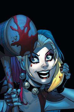 HARLEY QUINN VOL. 1: DIE LAUGHING TP Written by AMANDA CONNER and JIMMY PALMIOTTI Art by CHAD HARDIN, JOHN TIMMS and others Cover by AMANDA CONNER