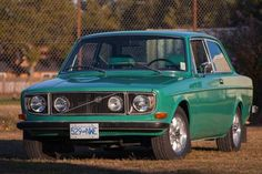 Learn more about Double The Power: 1974 Volvo 142 GL Turbo on Bring a Trailer, the home of the best vintage and classic cars online. Custom Big Rigs, Volvo Cars, Alfa Romeo Cars, Bmw Series, Import Cars, Audi Tt, Classic Cars Online, Car Wheels, Rally Car