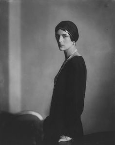 Princess Irina Alexandrovna of Russia, a 1924 portrait by Edward Steichen