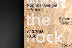What the hack is future? Garage Spirit. The lecture-series from AREA with Raphael Gielgen, Research/Trend scout at Vitra, that searches for a working professional world of tomorrow. The artistic result is surprisingly dynamic and flexible, taking the form…