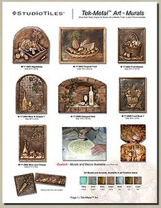 33 best traditional backsplashes images on pinterest Stone Backsplash Murals Natural Stone Kitchen Backsplash Ideas