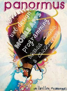 panormus balloon website designs
