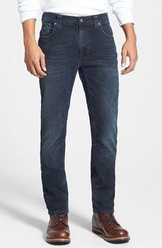 Men's Nudie Jeans 'Thin Finn' Skinny Fit Jeans