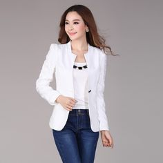 White Blazer For Women On Sale