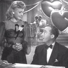 Holiday Inn (1942) Bing Crosby, Fred Astaire & Marjorie Reynolds.
