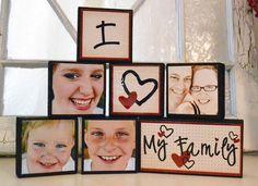 Super Saturday Idea  The Sew*er, The Caker, The CopyCat Maker: I {Heart} My Family