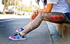 tatouage jambes - Recherche Google