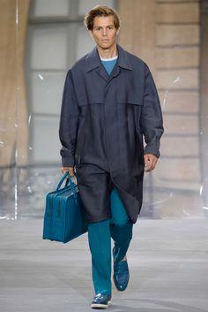 Berluti Spring 2016 Menswear - Collection - Gallery - thefashionjumper.com #pastel