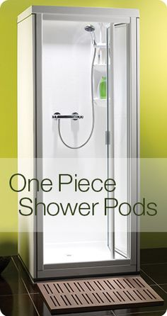 Kubex UK manufacture the ultimate pre-assembled leak-free Shower Cubicles, Shower Pods and Enclosures. Small Shower Stalls, Shower Stall Kits, Small Shower Room, Small Showers, Portable Shower Stall, Shower Pods, Shower Tub, Tiny House Bathroom, Bathroom Design Small
