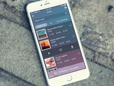 Music App for Sketch