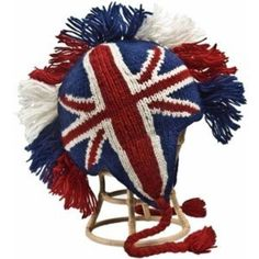 f738e9bd3652 Find the Nirvanna Designs British Mohawk Hat from StefaniBags