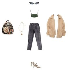 """Untitled #453"" by s-junior on Polyvore featuring Fendi, STELLA McCARTNEY and Kenneth Cole"