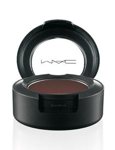 MAC Embark {want} - - brilliant color for smoky eye makeup. Especially blue & green eyes.