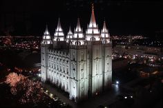 The granite walls of the LDS Church's Salt Lake Temple are adorned with cosmological symbols and other emblems. See pictures of each one and learn what they mean.