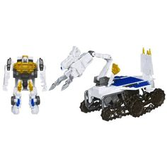Transformers Dark of the Moon Cyberverse Autobot Ratchet Lunar Crawler * See this great product.Note:It is affiliate link to Amazon. #commentalways